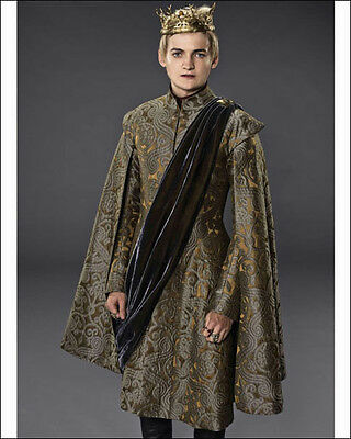 "Jack Gleeson 8"" X 10"" Photo King Joffrey Baratheon Game Of Thrones Irish Actor"