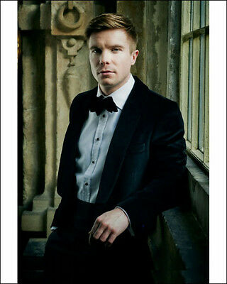"Joe Dempsie 8"" X 10"" Glossy Colour Photo Gendry Game Of Thrones British Actor"