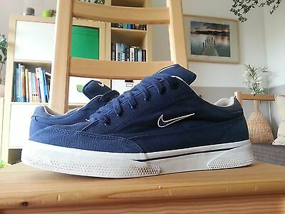 nike vintage schuhe tennis canvas classic 1999 90s shoes supreme 13 12 47,5 used