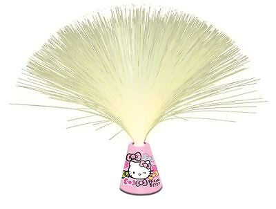 New Spearmark Hello Kitty Fibre Optic Childrens Bedroom Lamp Colour Changing