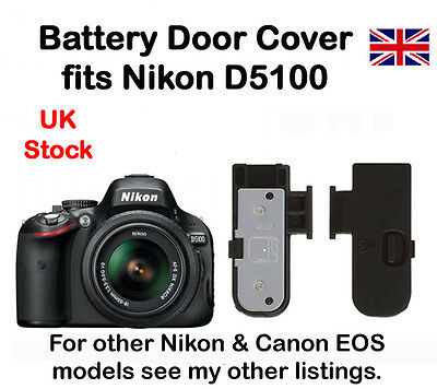 Battery Door cover for Nikon D5100 NEW