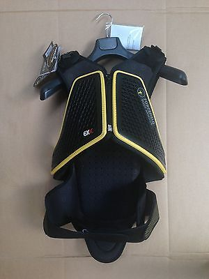 BRAND NEW Forcefield EX-K harness Body Armour Back/chest Protector SIZE SMALL