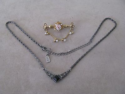 VTG or New Costume Jewelry Signed Juicy 1928 awesome lot  Must see