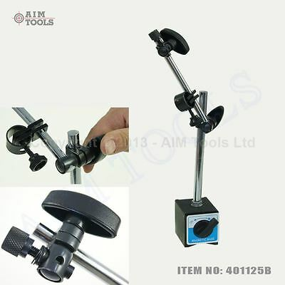 401125B DTI Magnetic Stand Outer Measuring Tools For Gauge Indicator Double Pole