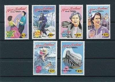 [90039] New Zealand good set Very Fine MNH stamps