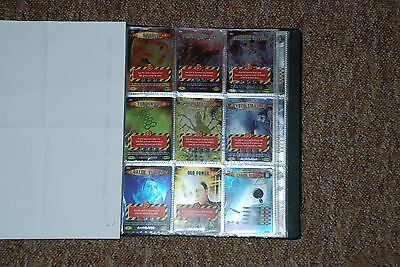 Doctor Who Battles in Time Cards Annihilator ,21 shinny  cards