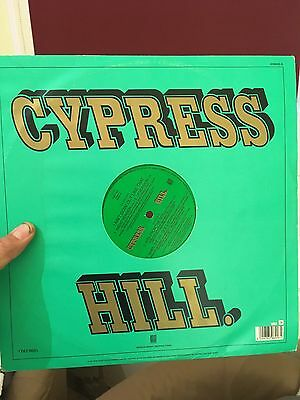 "vinyl single 12"" hip hop Cypress Hill ""aint going out like that"" amd more"
