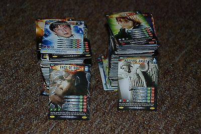 Doctor Who Battles in Time Cards (joblot 500 approx )
