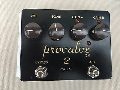 Lovepedal Provalve 2 Distortion Pedal