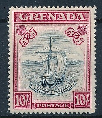 [38953] Grenada 1937/50 Boat Good stamp Very Fine MH