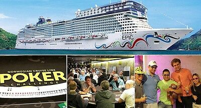 7-day Caribbean Cruise on Norwegian Epic with Entry to $350,000 Poker Tournament
