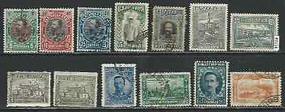 #7114 BULGARIA Lot of Old Postage Stamps Used