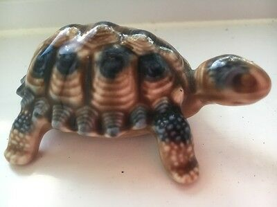 Vintage Wade Baby Tortoises Rare 3 Inch One 1960s First Edition