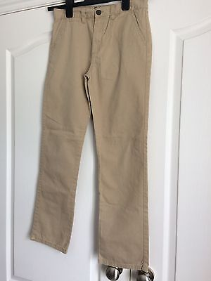 H&M Boys Chino Trousers Age 12-13 years