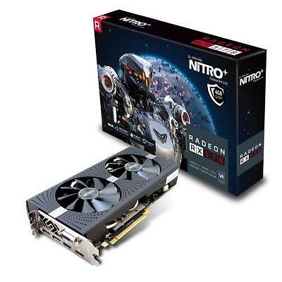 Carte graphique AMD NITRO+ Radeon™ RX 570 4GD5