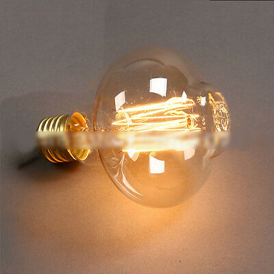 Vintage Retro Filament Edison Antique Industrial Style Lamp Light Bulb E27 40W R