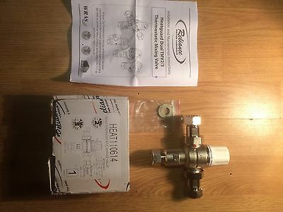 15mm  Reliance Thermostatic Mixing Valve