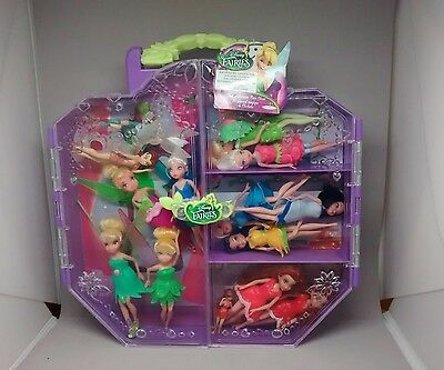 Disney Fairies Tink's Ultimate Pixie Closet. Dolls and cloths