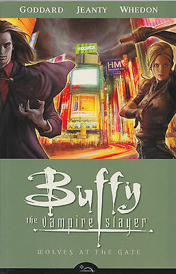 Buffy - Season 8-TPB #3 -Wolves At The Gate - Mint Condition - Dark Horse Comic