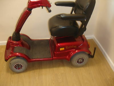 Rascal 320 LE  8mph Large Mobility Scooter  ELECTRIC OUTDOOR CHAIR MOTOBILITY,