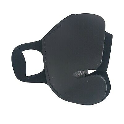 SAS Suede and Leather Finger Tab Archery Protection Gear