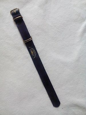 Diving watch strap by Waterborne