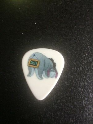 2016 Eeyore Eric Bass Shinedown Guitar Pick