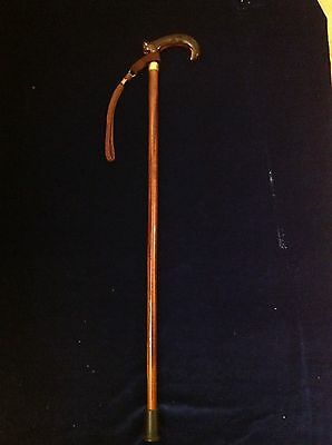 Lovely Wooden walking stick/cane-excellent for use or prop
