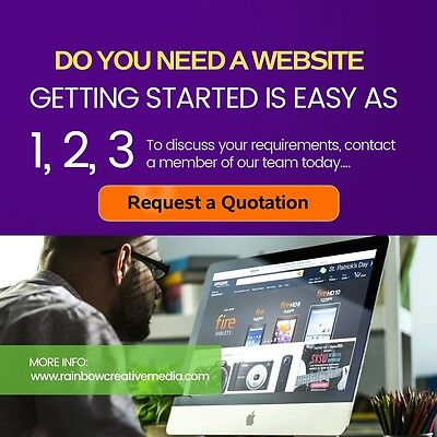 Professional Website Design - Mobile Friendly Design (Basic SEO, Free Domain)