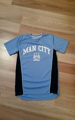 Boys Manchester City Top age 11-12 Years