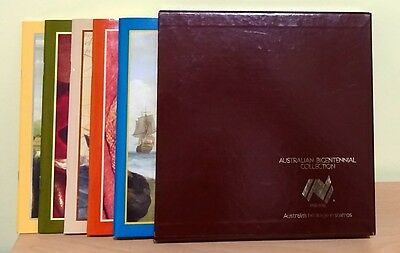 1988 Australian Bicentennial Collection Boxed Set