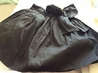 black skirt from next age 6