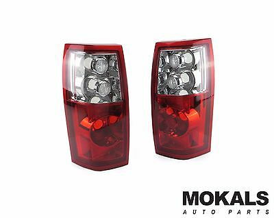 Holden Commodore VY 2 VZ tail lights for ute and wagon 1998-2006 NEW pair