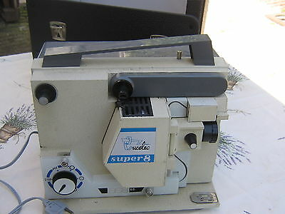 Film projecteur / projector  EUCELEC SUPER 8 AS8 50