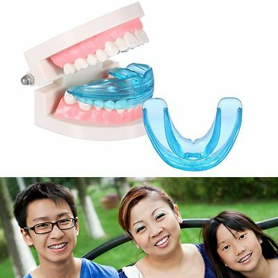 Adult Kid Straight Front Teeth System Orthodontic Anti-Molar Retainer Box