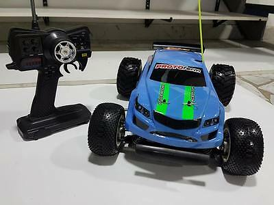 Monster Truck a Scoppio Truggy 1/10 Thunder Tiger SST 2 Marce Pro 18 + Optional