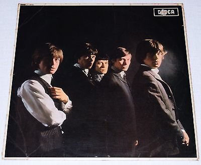 The Rolling Stones - Same 1964 UK LP DECCA  FLIPBACK SLEEVE