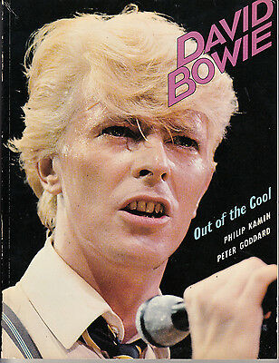 David Bowie 1983 Out of the Cool Book Philip Kamin Peter Goddard Canadian Musson