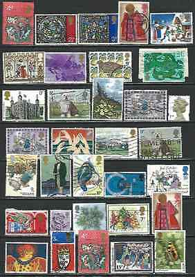 #7347 GREAT BRITAIN UK Lot/Collection Used