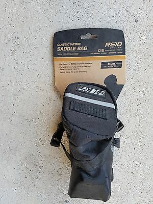 Classic Weedge Saddle Bag for bicycle