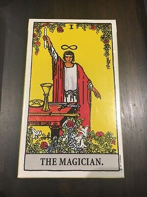 Original Rider-Waite Tarot Deck, 78-cards Brand New Sealed Magick Occult