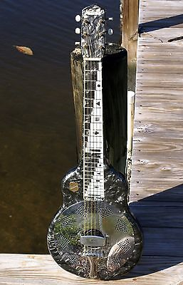 National/Valco Reso-phonic 1033 Lap Steel Guitar  1956 – 1st year of production