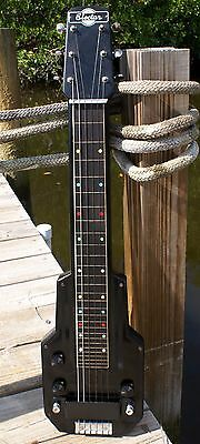 Epiphone Electar Lap Steel Guitar w/ Meissner adjustable pole pickup - Circa '39