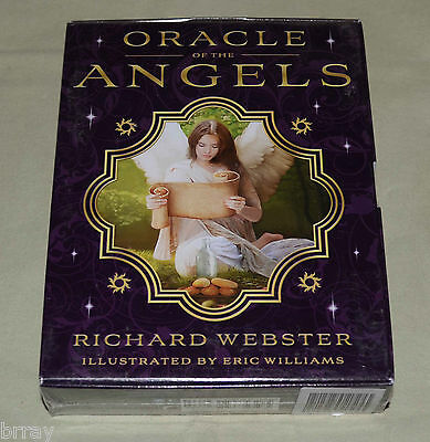 Oracle of the Angels Cards Deck - Tarot - Divination   ***NEW & SEALED***