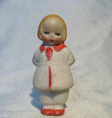 Antique Germany*all Bisque Doll*mignonette Doll*german Doll*