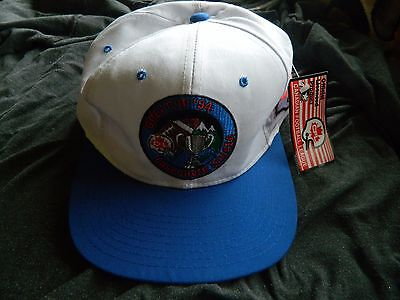 1994 GREY CUP Hat by STARTER with TAGS attached BC vs BALTIMORE in BC Place LUI