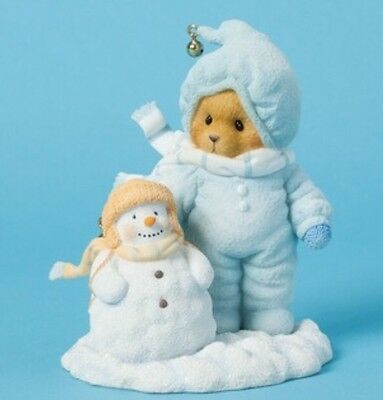 """Cherished Teddies #4040465 Arlis """"Our Friendship Will Never Melt"""" New"""