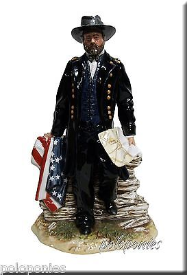 ROYAL DOULTON Lt. General Ulysses Grant HN3403 - Men of History Series Ltd Ed