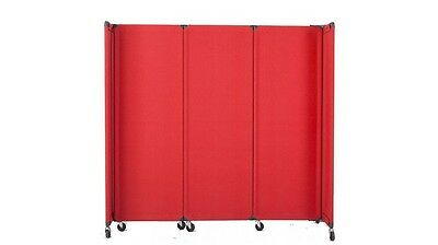MP6 Economy Portable Room Divider for Office, Home, Retail, Cafe or Classroom