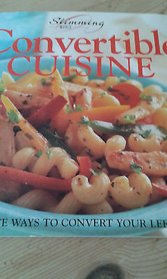 Slimming World Book Convertible Cuisine inventive ways to convert leftovers!!